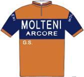 Molteni - Giro d'Italia 1962