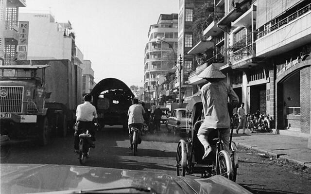 SAIGON 1965 - Đường Hai Bà Trưng
