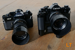 My Canon collection