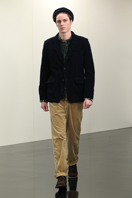 FW13 Tokyo COMME des GARCONS HOMME013_Julian Godfrey(Fashionsnap)