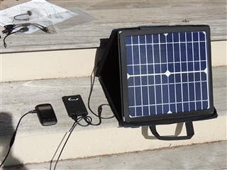 Sun Volt Portable Solar Charger