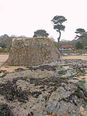 Low Tide at Kiln Quay, Flushing