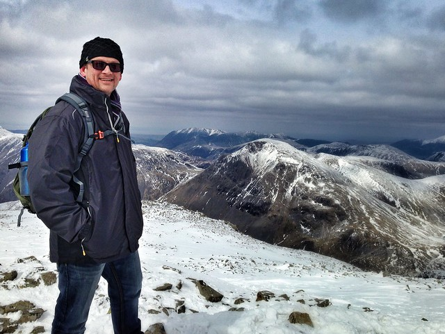 'Finding yourself' on mountain tops and other cliches