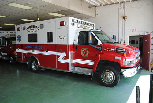 red ambulance firetruck fireengine delaware a73 sussexcounty emergencyvehicle station73 dagsborode dagsborovolunteerfiredepartment