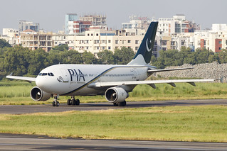 AP-BGR Airbus A310-325/ET PIA Pakistan International Airlines Taxiing