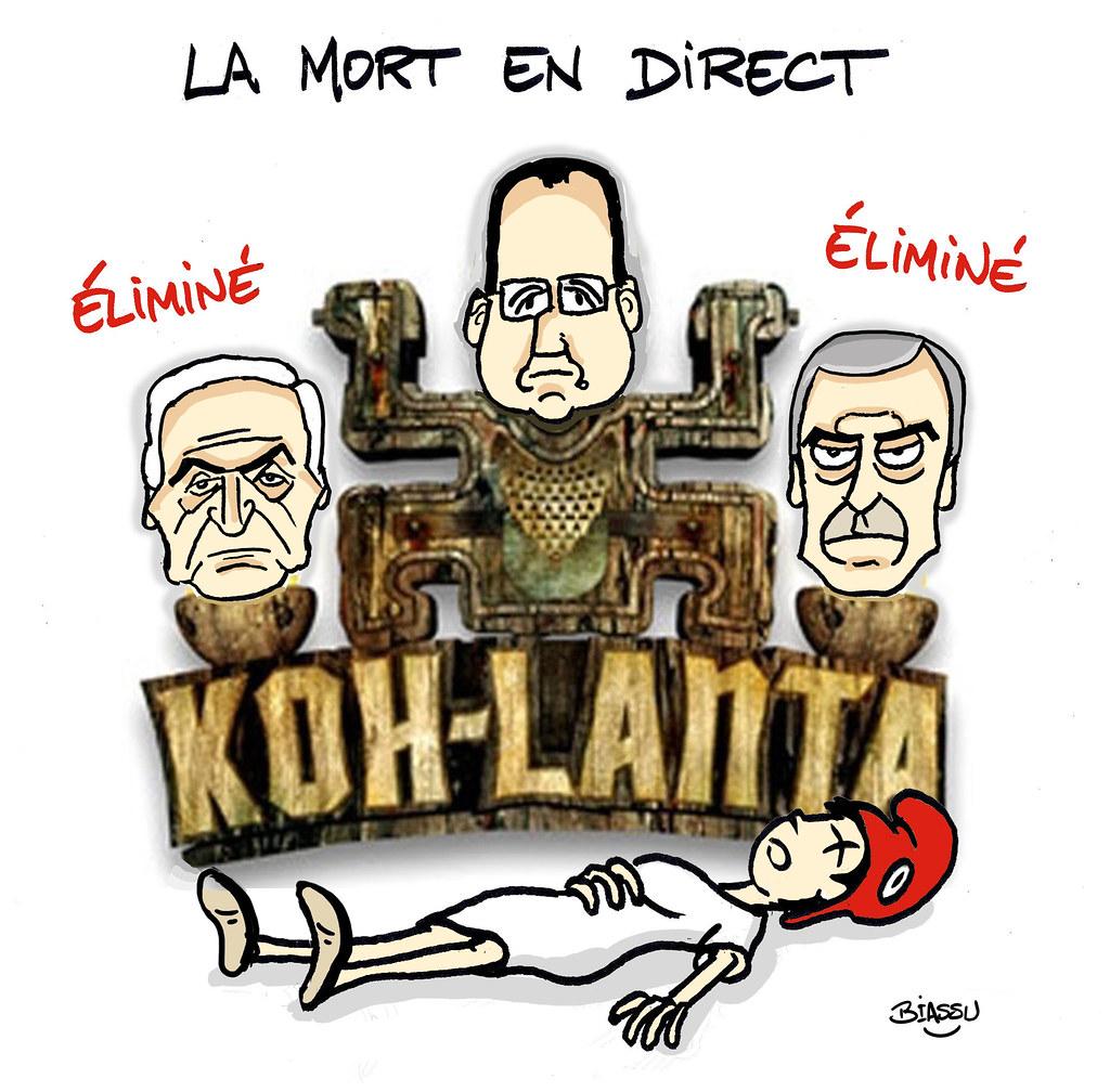 dessin+humour+Biassu+Hollande+Cahuzac