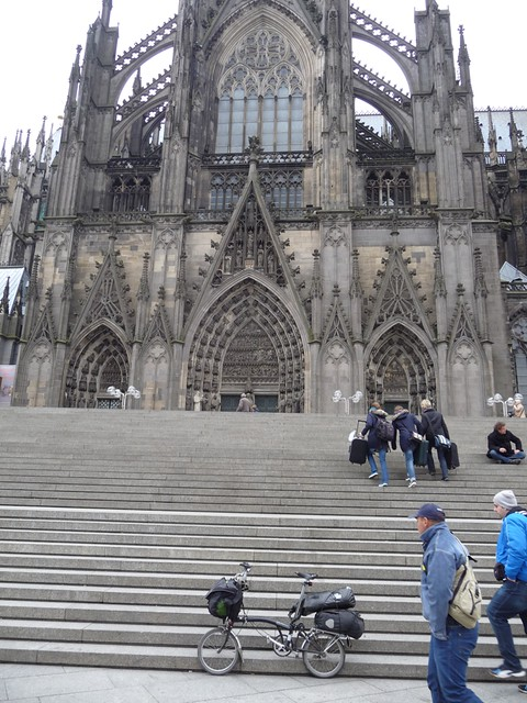 Brompton in Cologne