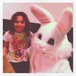 Sarah C. and Bunny