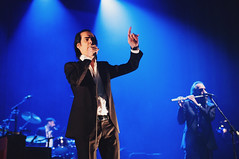 Nick Cave and the Bad Seeds - ©Dean Shu - www.deanshu.com
