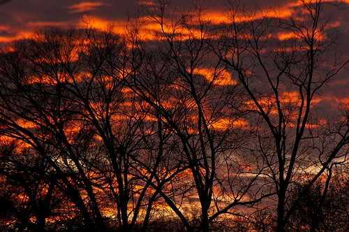 sunset clouds scott arkansas vivitar smalltown dunson k20d justpentax southwestarkansas pentaxart scottdunson