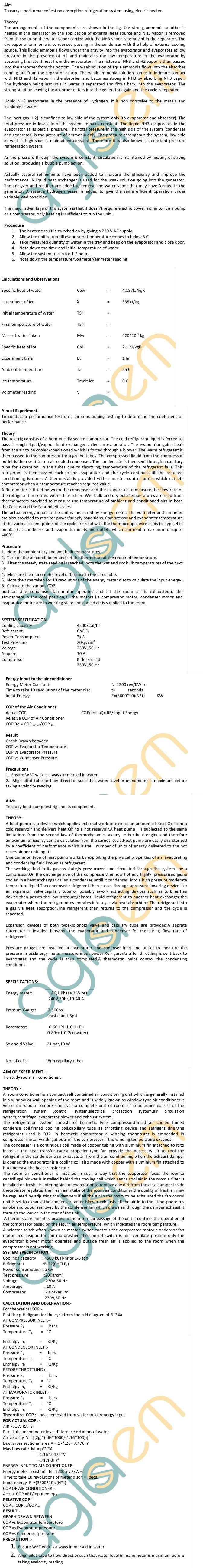 DTU Practical Files - 6 Sem - Mass Transfer Lab