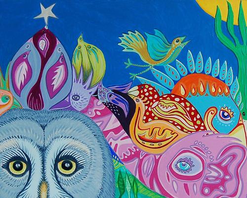 """Pink Elephant"" Sue Thomson/livingstonestudio.com by livingstonestudio"