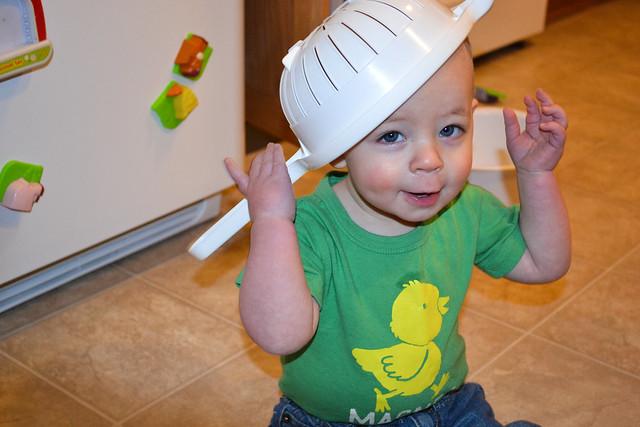 collander hat
