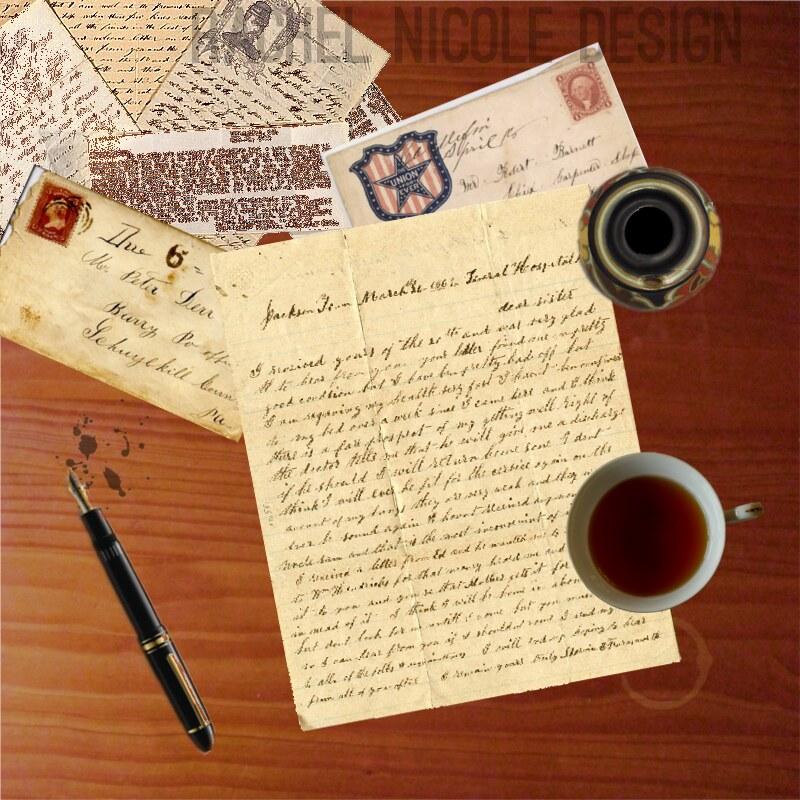 Letters & Tea