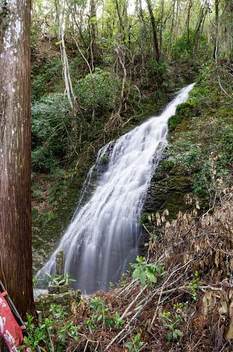 龍泉の滝雄滝 2013.4.7-7
