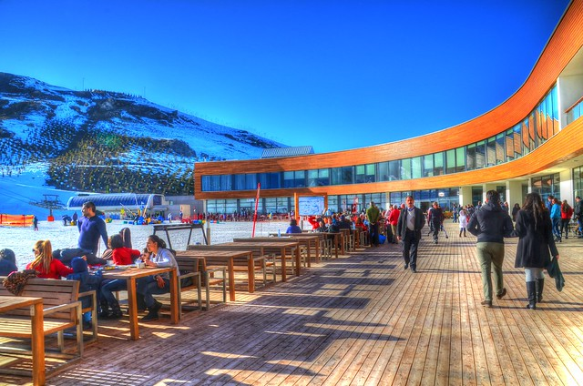 Shahdag Azerbaijan  City new picture : Shahdag Mountain Resort, Azerbaijan | #shahdag #azerbaijan | By: Azeri ...