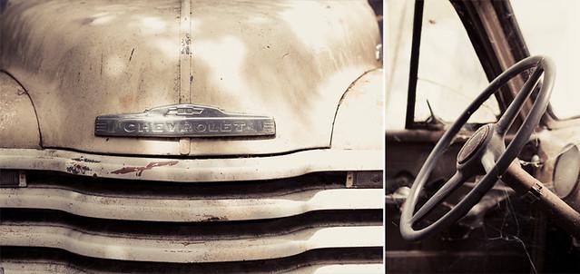 Truck Diptych