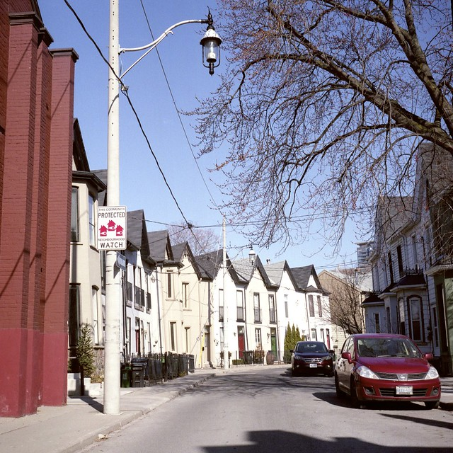Corktown Side Street