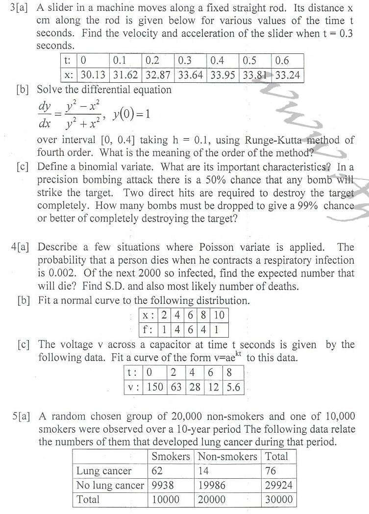 DTU Question Papers 2010 – 2 Semester - End Sem - ENE-112