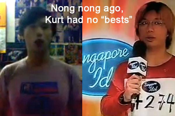 Kurt Tay - now and nong nong ago