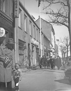 Avisa Nidaros - Søndre gate 8 (ca. 1955)