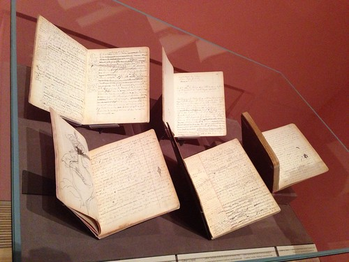 Proust's notebooks