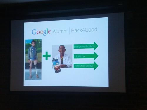 Hack4Good 2013