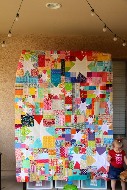 Finished Quilt for Susan
