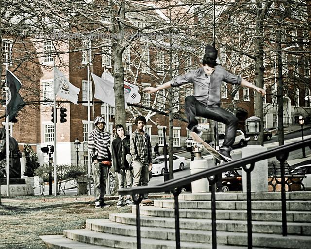 Providence Skateboarders