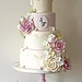 Country Garden Wedding Cake by Sweet Tiers Cakes (Hester)
