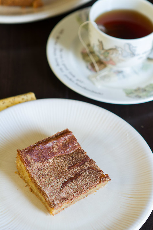 Snickerdoodle Chess Bars