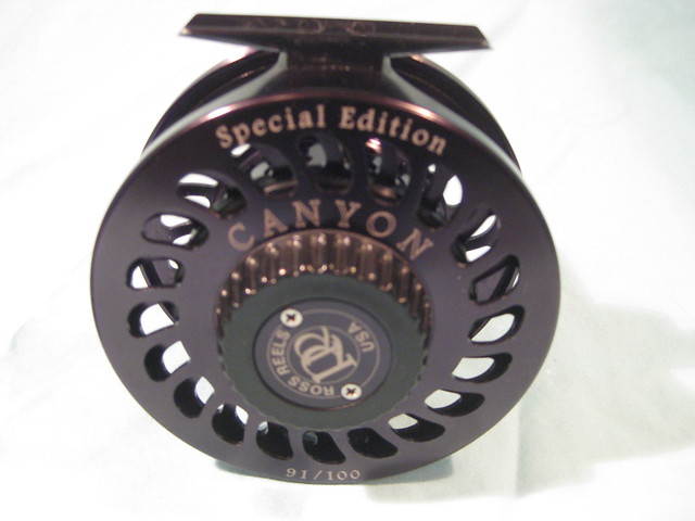Ross Canyon Bg 4 Special Edition Spare Spool