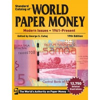 World Paper Money Modern Issues