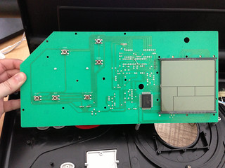 Step 4/8: flip the circuit board over
