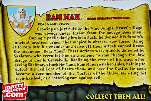 Ram-Man: Heroic Human Battering Ram