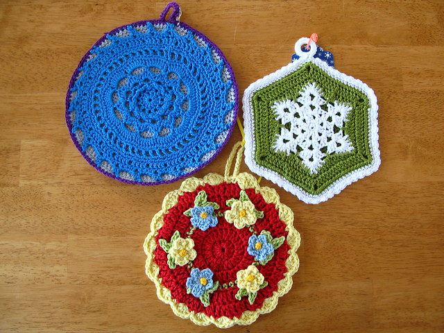 Potholder Swap