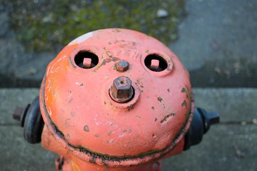 Hi Hidrant!