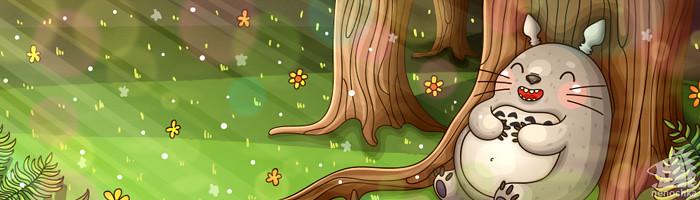 Totoro (banner)