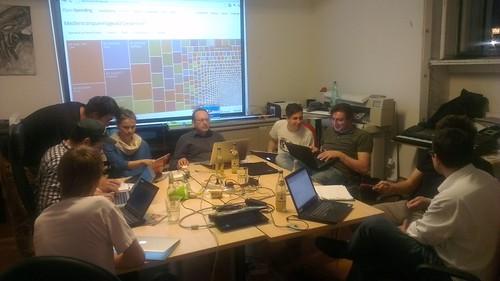 Open Data Maker Vienna - April 2013