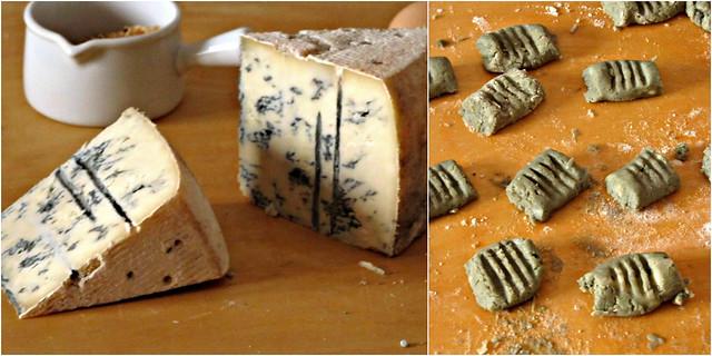 Gnocchi di Gorgonzola con Burro al Rosmarino e Granella di Nocciole