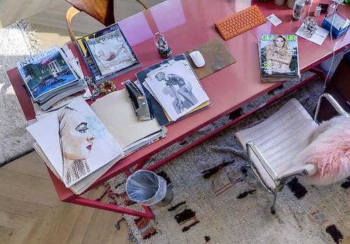 Jenna Lyons's office