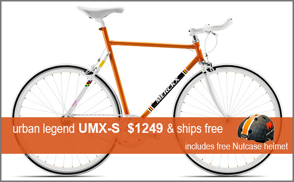 New Merckx Single Speed