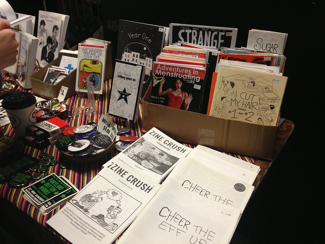 Brooklyn Zinefest 2013