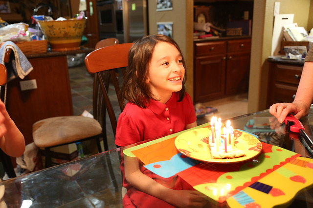 Reagan's 8th Birthday