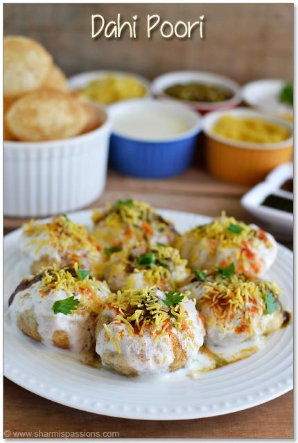 how to make ready made pani puri