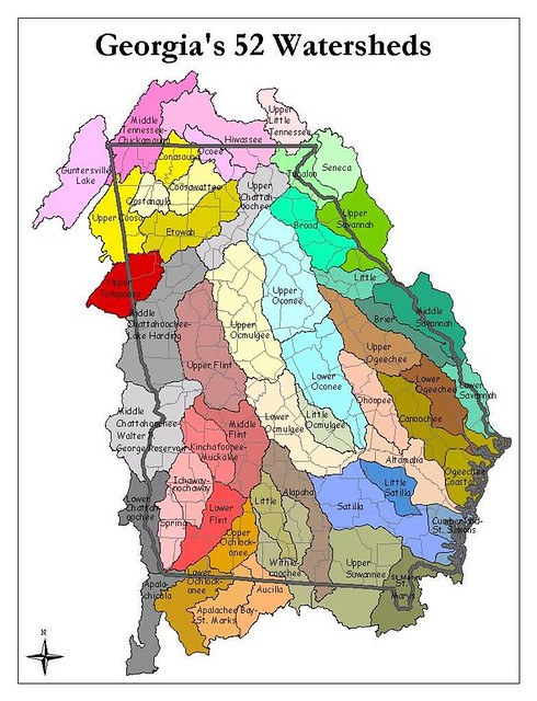 What Are Some Natural Resources In Georgia