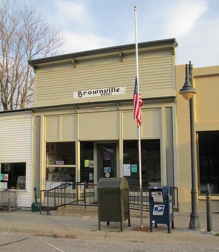 Post Office 68321 (Brownville, Nebraska)