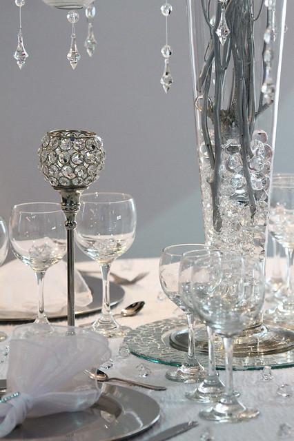 Bodas cali decoraciones de bodas vintage y cristal - Decoraciones bodas vintage ...