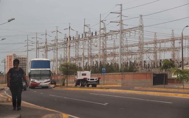 Estación Eléctrica La Arreaga