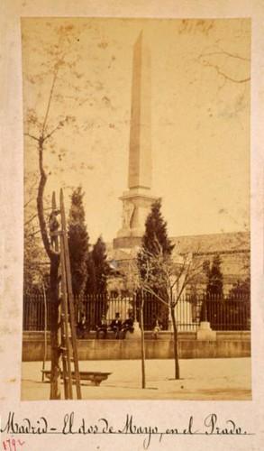 Monumento a los Héroes del Dos de Mayo
